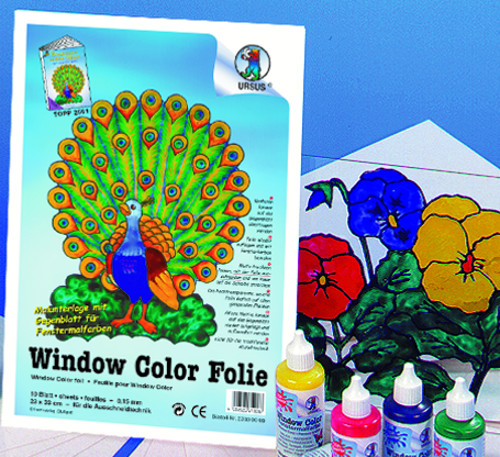 windowcolor folie 0 15 mm a4. Black Bedroom Furniture Sets. Home Design Ideas