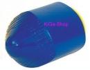 Lyra Anspitzer blau Doppelspitzerdose dreiflächig #9589