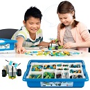 2te Wahl LEGO Education WeDo 2 Grund-Set  inkl Software Bluetooth Milo